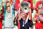 拜仁与大巴黎的欧冠决赛 也是两位德国主帅之间的对决