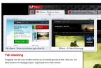 Opera Software在台式机上发布Opera 70
