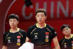 2020中国乒乓球队东京奥运模拟赛在海南陵水展开压轴大战