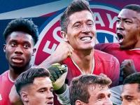 欧冠半决赛中 拜仁3-0轻松淘汰里昂 队史第10次打进决赛