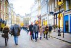 随着英国的客流量增长四倍 伦敦成为领头羊