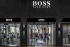 Hugo Boss通过电子商务网站的发布扩大了加拿大的业务