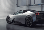 戈登默里汽车公司最近推出了T50超级跑车