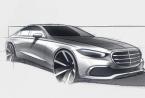 全新2021年梅赛德斯S级将于今天发布