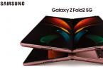 三星为我们带来了全新的折叠屏手机:三星Galaxy Z Fold2 5G