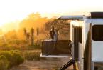 豪华露营拖车是花费30万美元的绝佳方式