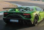 意大利兰博基尼公司生产了Aventador超级跑车的禧年版本