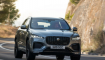 Jaguar FPace获得了新的内饰和插电式混合动力车