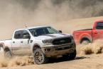 2021年福特Ranger Tremor带来了额外的越野能力和风格