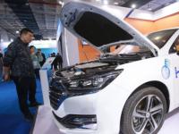 中国汽车制造商希望出售更多氢动力汽车
