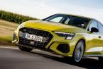 奥迪S3 Sportback 2020的首次驾驶测评