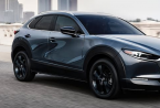 马自达CX-30 2.5 Turbo小型SUV 拥有强劲的2.5升涡轮增压汽油发动机