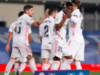 西甲联赛皇家马德里主场迎战巴拉多利德