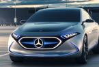 新旗舰梅赛德斯EQS SUV和电动G Glass即将上市