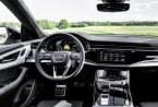 奥迪公布了其Q8旗舰SUV的首个插电式混合动力总成选项