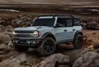 福特推出新一代Bronco SUV