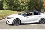 全新2021 Toyota Camry Color泄露的独家图片