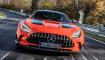 搭载V8的德国超级跑车在北环路的行驶速度比12缸的兰博基尼更快