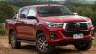 2020 Toyota HiLux因合规标签问题被召回