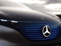 梅赛德斯母公司戴姆勒将向电动汽车未来投资1140亿美元