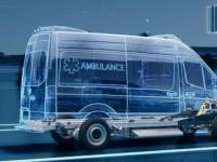 梅赛德斯即将推出商用车电动平台