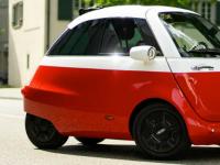 Microlino EV:受Isetta启发的泡泡车投入生产