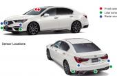 2021年本田传奇在日本推出具有3级自动驾驶技术的汽车