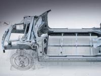 奔驰与吉利正在为未来的电动跨界智能概念车的首发做准备