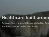 亚马逊在大型医疗保健领域向其他业务提供按需虚拟医疗保健服务
