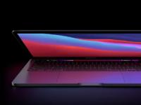 英特尔使用MacBook Pro的库存图片宣传Tiger Lake处理器