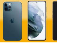 您现在可以在购买的15大智能手机