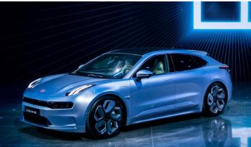 吉利拥有的公司推出具有536bhp和435英里射程的电动汽车