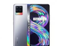 Realme 8通过相机改进和触摸优化进行了首次更新