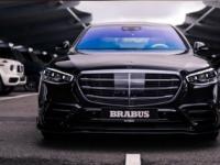 Brabus对新的S级轿车不屑一顾