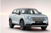 本田已经确认了全新HRV跨界车在欧洲的关键细节