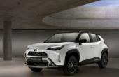 新款丰田Yaris Cross SUV起价22,515英镑