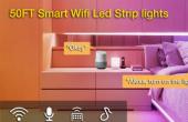 亚马逊上的Daybetter智能LED灯带