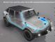 2021福特Bronco 2门和4门车型预接线装饰工开关的详细信息