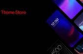 OnePlus手机将通过Android 12更新获得官方主题商店