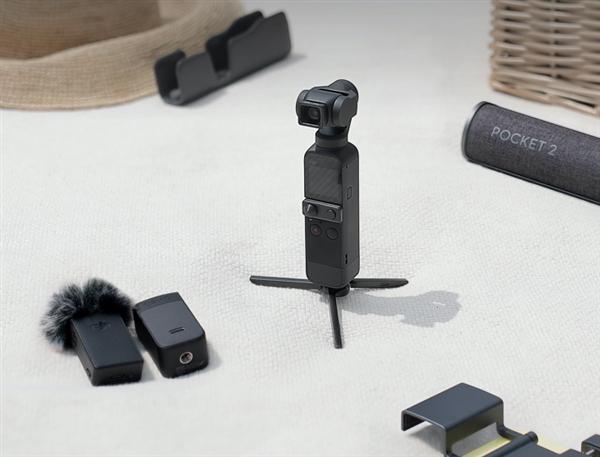 大疆推出Pocket 2:IMX686传感器,起步价2499元
