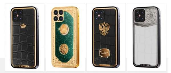 18K金定制版iPhone 12 Pro:土豪首选手机!