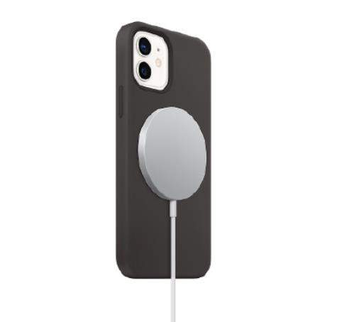 iphone12在搭载MagSafe卡包时不支持无线充电