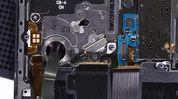 LG Wing双屏旋转手机拆解-LG Wing拆机评测