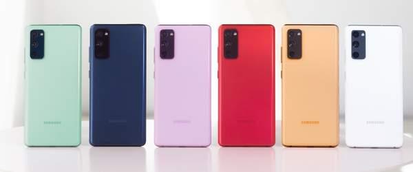 三星Galaxy S20 FE是折叠屏吗?平价折叠屏手机是哪款?