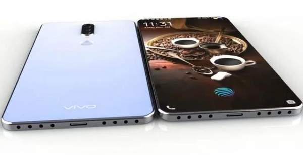 vivo 5G新旗舰曝光:屏下摄像头+120Hz刷新率+1亿像素
