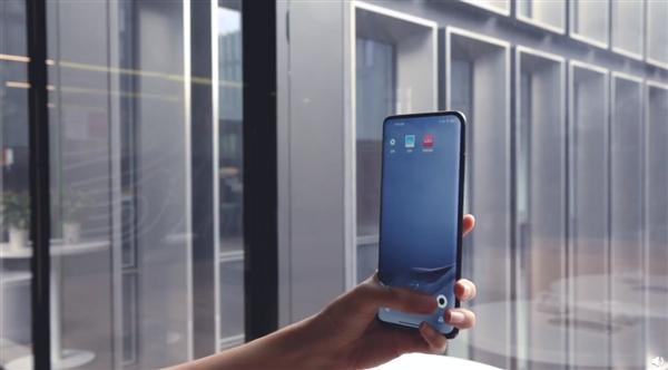 小米屏下摄像头手机什么时候量产?会在今年提前商用吗?