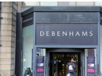 Debenhams的爱丁堡商店将改造成精品酒店