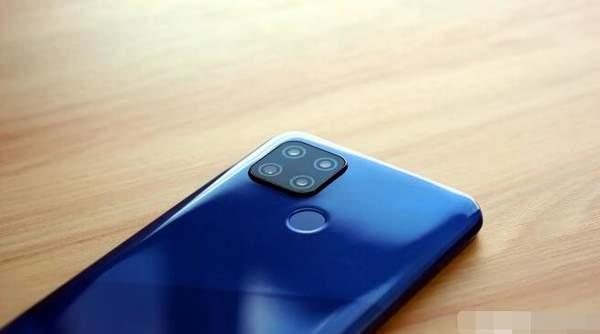 realmeV3真机图赏,realmeV3手机评测