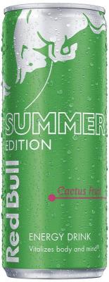 红牛推出新的夏季版
