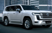 适用于全系列SUV和utes的全新丰田 LandCruiser技术